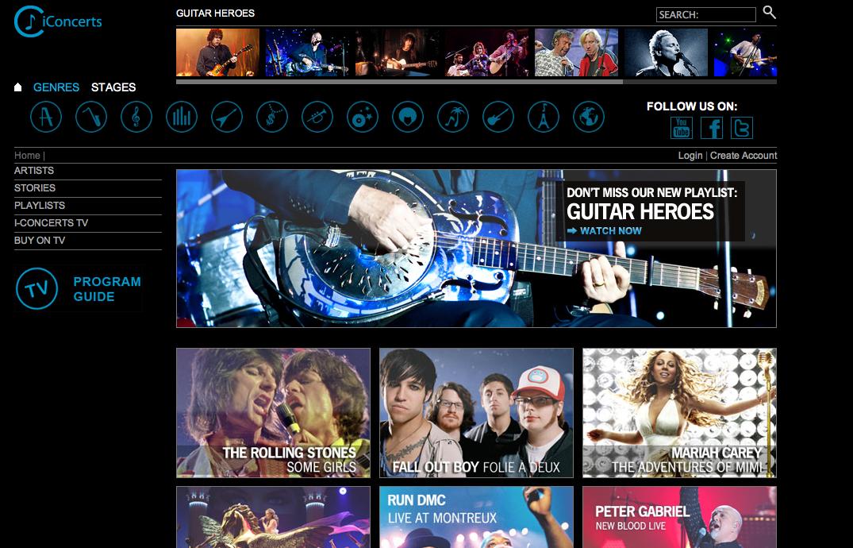 iConcertsと3DD Entertainmentが業務提携、ライブコンサート映像にAR要素を追加