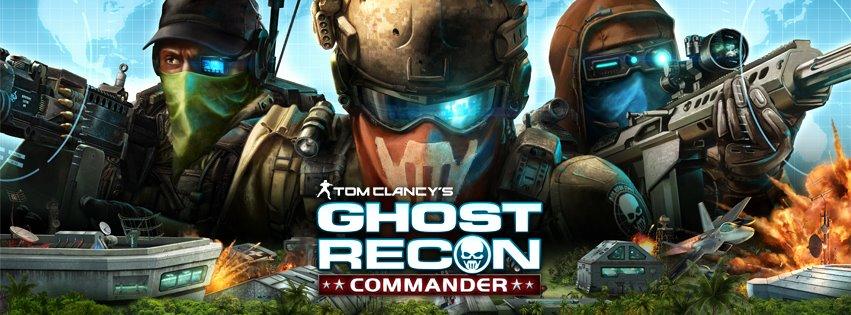 Ubisoft、Facebookにて「ゴーストリコン」シリーズのソーシャルゲームを今春リリース