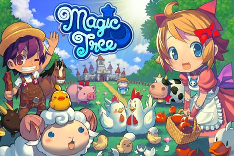 Com2uS Japan、iOS向けソーシャルゲーム「世界樹ライフ(Magic Tree by Com2uS)」をリリース1