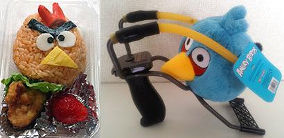 上野公園で夜桜鑑賞してAngry Birdsおにぎりを食べよう!