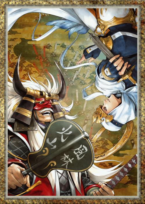 スクエニとYahoo! Japan、スマホ向け「戦国IXA 千万の覇者」の提供を開始