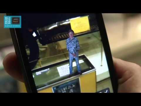 ロンドンのサイエンスミュージアム、BBCの車番組「TopGear」の司会者を起用したARアプリをリリース