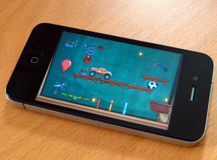 Rovio、iOS向けゲームアプリ「Casey's Contraptions」のライセンスを獲得 次期タイトルとしてリメイク