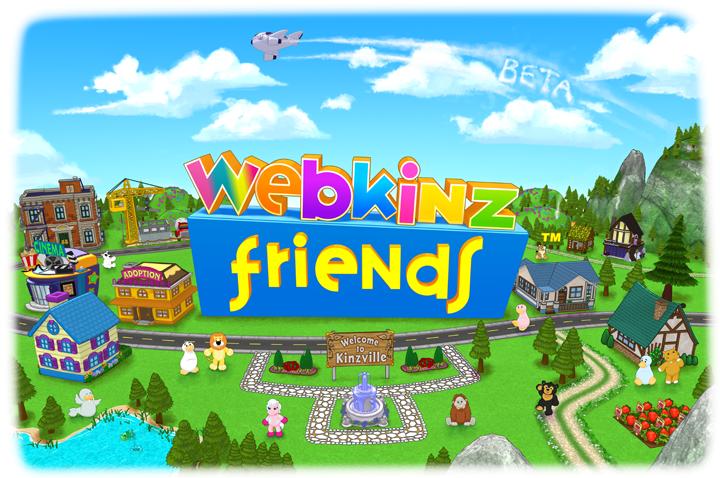 玩具メーカーのGanz、ぬいぐるみ「Webkinz」をテーマにしたソーシャルゲーム「Webkinz Friends」をリリース