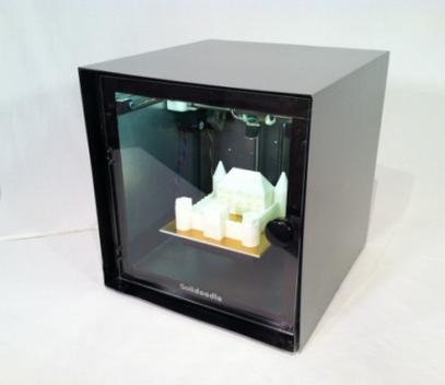 遂に4万円代の3Dプリンタが登場!「Solidoodle 3D Printer」