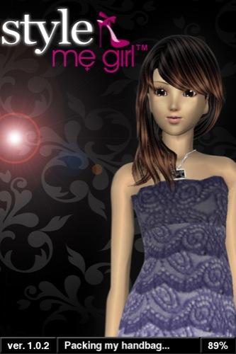 【やってみた】3Dアバターサービス「Frenzoo」から生まれたスマホ向けゲームアプリ「Style Me Girl」1