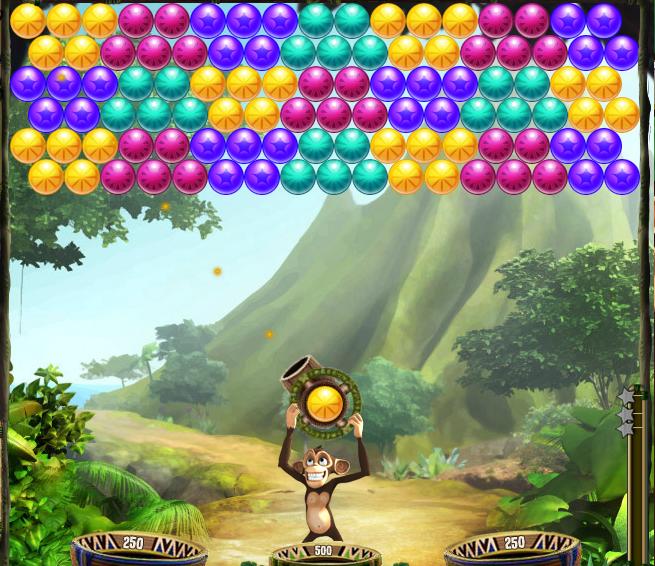 Zynga、新タイトル「Bubble Safari」をリリース