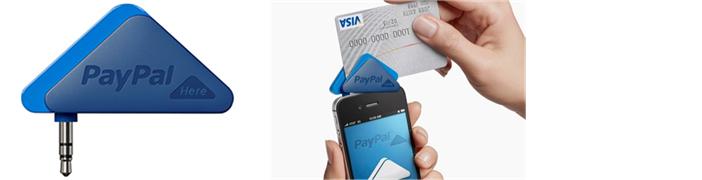 ソフトバンクとPayPalが合弁会社を設立 グローバルモバイル決済ソリューション「PayPal Here」を発表