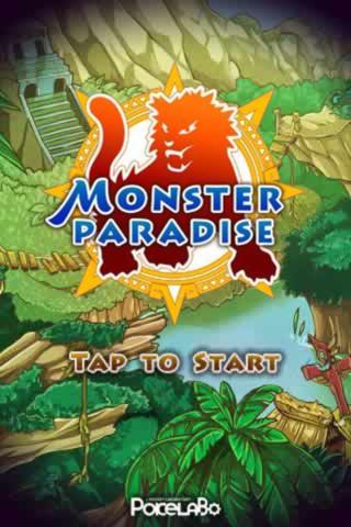 ポケラボのスマホ向けゲームアプリ「モンスターパラダイス+」が英語圏へ進出!1