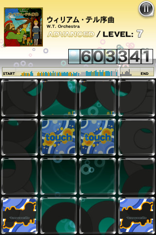 音楽シミュレーションゲームアプリ「jubeat plus」、100万ダウンロードを突破