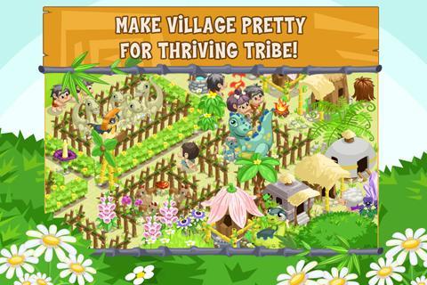 GREE、北米向けAndroidゲームアプリ「Dino Life」をリリース1