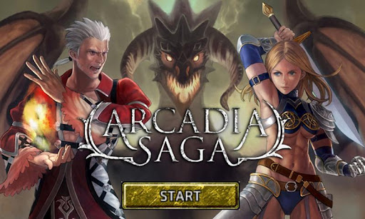 MMORPG「アルカディアサーガ」がGREEにてソーシャルゲーム化!1