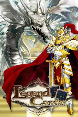 gloops、グローバル版Mobageにて英語圏向けソーシャルゲーム「Legend Cards」を提供開始1