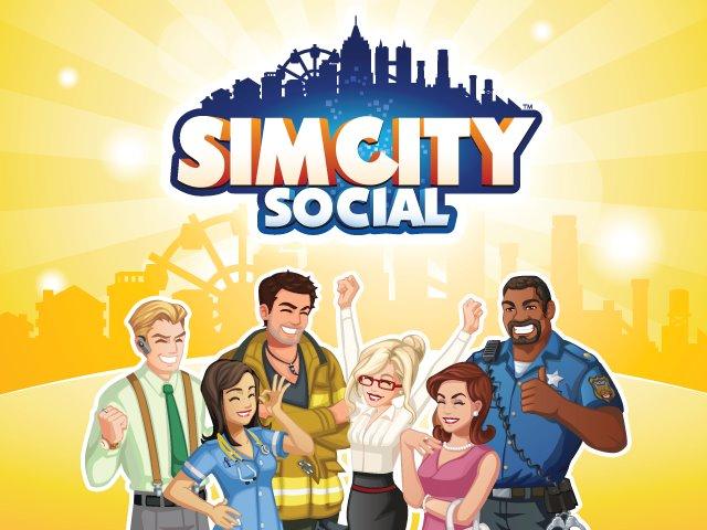 EA、「SimCity」のソーシャルゲーム版「SimCity Social」をFacebookにて提供決定