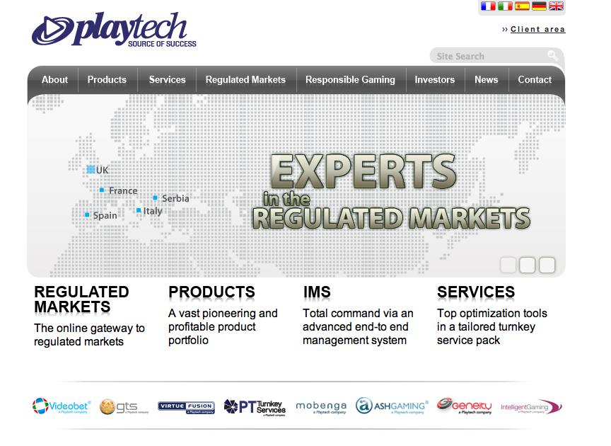 オンラインギャンブルゲームのPlaytech、ソーシャルゲーム市場へ参入