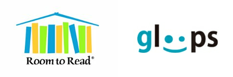 gloops、ベトナムの小学校2校へ図書館を寄付