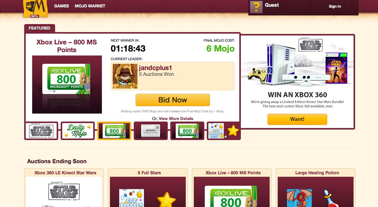 米ソーシャルゲームプラットフォーム「magi.com」、オープンから3ヶ月で終了