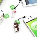 スマホ向け無料通話・メールアプリ「LINE」、遂にリアルグッズ展開を開始!