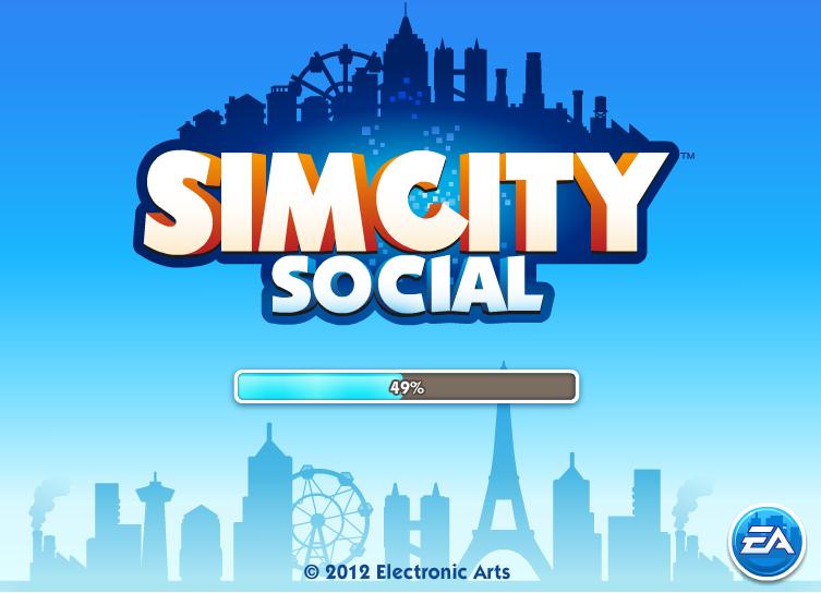EA、Facebookにて「SimCity」のソーシャルゲーム版「SimCity Social」のオープンβテストを開始1