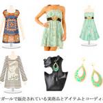 Synphonie、人気ファッションブランド「DURAS」と提携しソーシャルゲーム「ガルショ☆」「プラチナ☆ガール」にてコラボアイテムを提供
