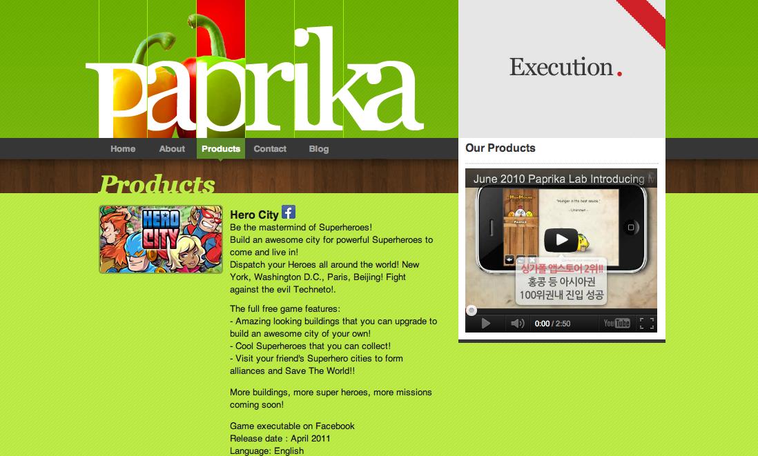 【速報】GREE、韓国のソーシャルゲームディベロッパーPaprika Labを買収