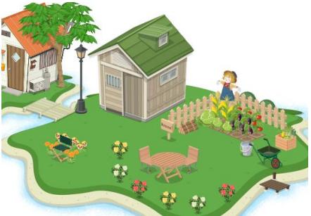 ニコッとタウン、お庭で農業ができる新機能「ニコッと農園(テスト版)」を追加1