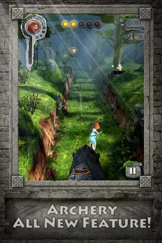 ディズニー、ピクサーの新作アニメ映画「メリダとおそろしの森」のスマホ向けゲームアプリ「Temple Run: メリダとおそろしの森」をリリース1