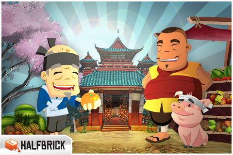 人気スマホ向けゲームアプリ「Fruit Ninja」、欧州とアジアでリアルグッズ展開