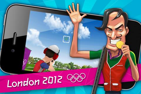 NeoWiz、ロンドンオリンピックの公式モバイルゲーム「London 2012 - Official Mobile Game」をリリース1