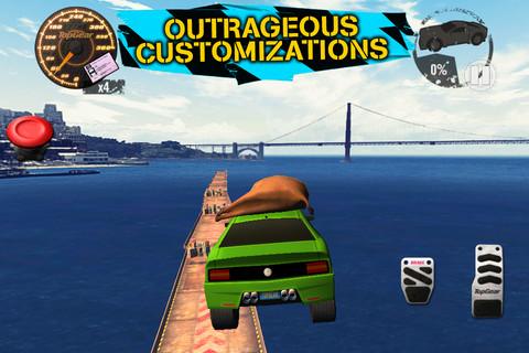 Powwwweeeerrrr!!! BBCの車バラエティ番組「TopGear」のiOS向けゲームアプリが登場!1