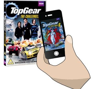 How hard can it be? BBCの車バラエティ番組「TopGear」DVDにARコンテンツが付いてくる!