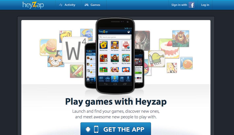 カジュアルゲームポータルのHeyzap、モバイル向けゲームアプリのプラットフォーマーへ変身