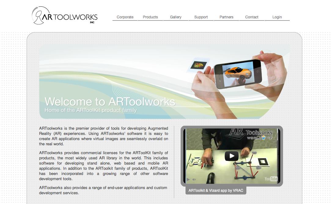 アララ、英ARtoolworksとパートナーシップ契約を締結