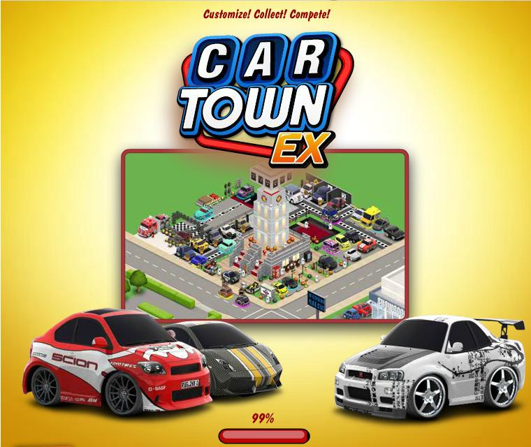 日本版「Car Town」復活? プロトコーポレーション、ソーシャルゲーム「Car Town」のアジア版となる「Car Town EX」をリリース