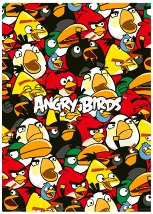 遂にフジテレビ限定Angry Birdsグッズが登場! 「フジテレビe!ショップ」などオフィシャルショップで先行発売1