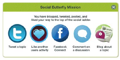 ゲーミフィケーション企業のBadgeville、ソーシャルメディア上での影響力を計るツール「Kred」の運営企業と提携