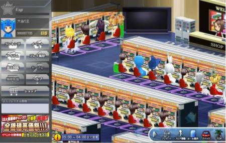 Yahoo! Mobageのパチスロゲームサービス「パチ&スロタウン」、200万ユーザー突破2