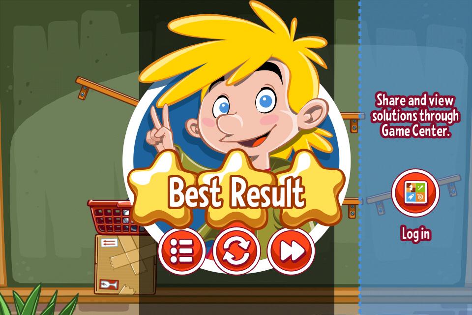 Rovio、「ピタゴラスイッチ」的なスマホ向け新作ゲームアプリ「Amazing Alex」をリリース!1
