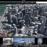 iOS版「Google Earth」主要都市の3D地図の閲覧が可能に