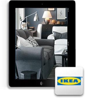 IKEA、2013年度版のカタログにもARを活用