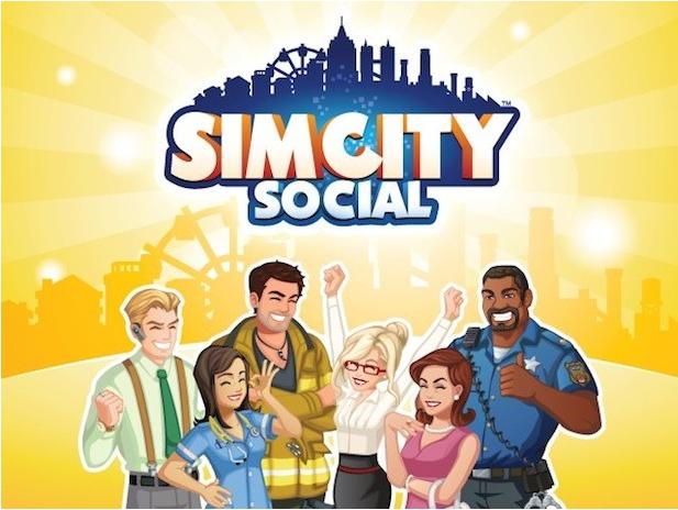EA、Facebookにてソーシャルゲーム「SimCity Social」の正式サービスを開始