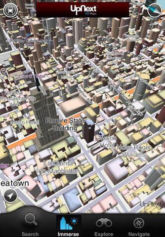 Amazon、3D地図製作会社のUpNextを買収か