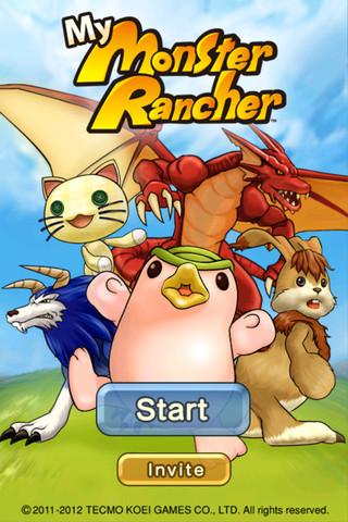 「100万人のモンスターファーム」の英語版「My Monster Rancher」、グローバル版MobageにてiOS対応を開始1