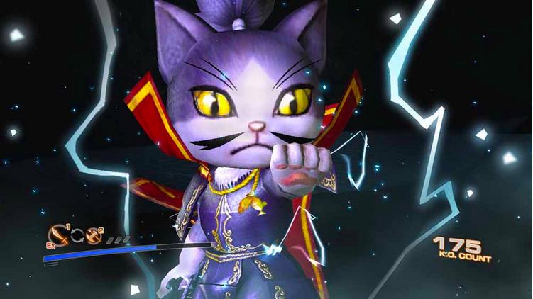 PS3ソフト「真・三國無双6 Empires」とソーシャルゲーム「のぶニャがの野望」が衝撃のコラボ!!1
