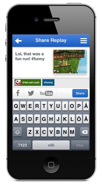Applifier、スマホ向けゲームのプレイ動画を投稿・共有できる動画共有サービス「Everyplay」をリリース