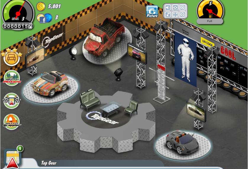 How hard can it be?(そんなの簡単だろ?) BBCの車バラエティ番組「TopGear」がソーシャルゲーム「Car Town」とコラボ!1