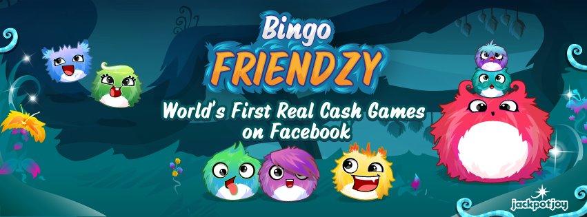 Facebookにリアルマネーを賭けて遊べるギャンブル・ソーシャルゲーム「Bingo Friendzy」登場!