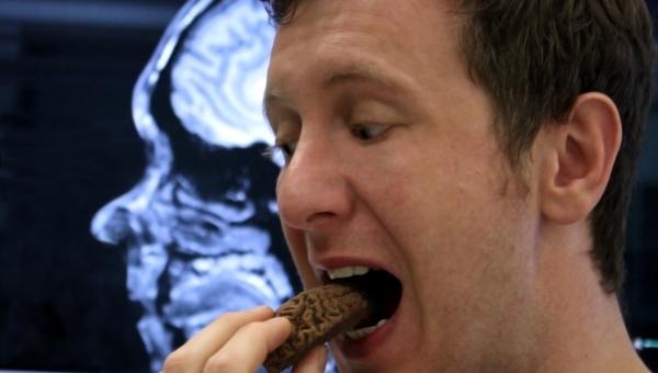 自分の脳みそを3Dプリンタとチョコレートで出力して食べてみた1