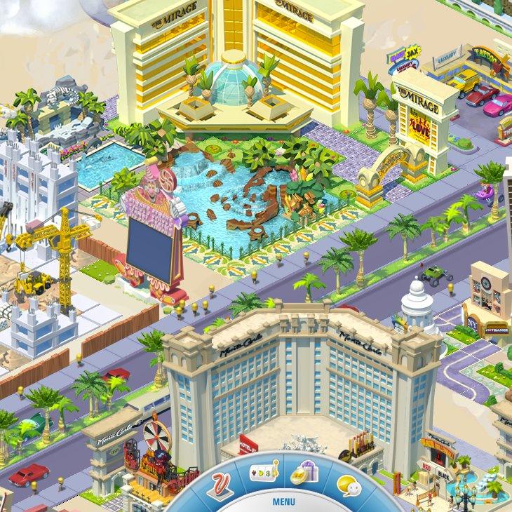 本物のホテル宿泊券や食事券も当たる! FacebookにてMGMリゾーツ・インターナショナルのギャンブル・ソーシャルゲーム「myVegas」リリース1