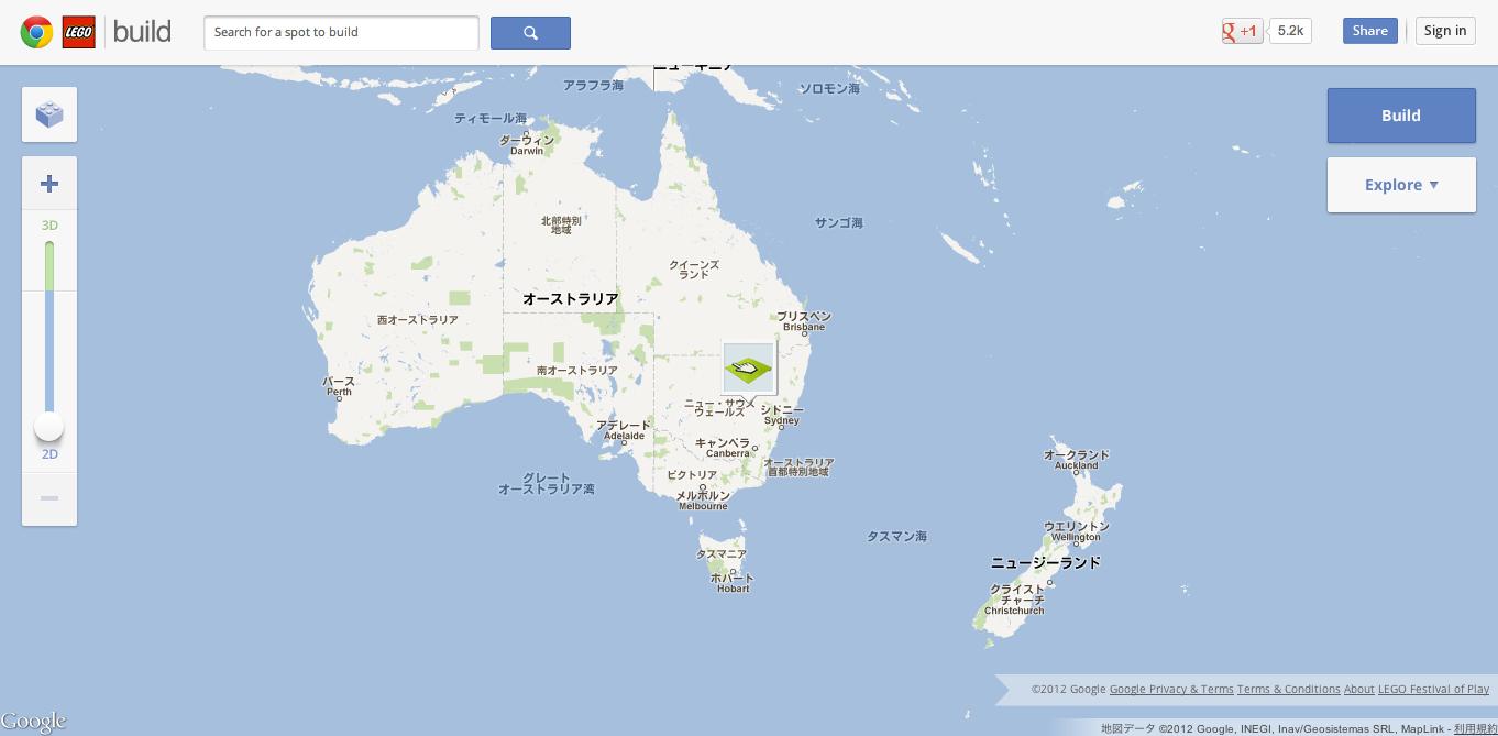 【やってみた】仮想LEGOブロックでドラえもんを作ってオーストラリアに置いてきた1